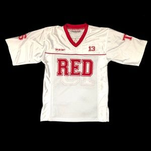 Taylor Swift The Red Tour 2013 Concert Jersey XS